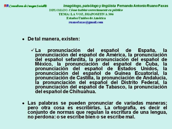 FERNANDO ANTONIO RUANO FAXAS. VOZ, VOICE, ГОЛОС, VOIX, MENSCHLICHE STIMME, 聲音, 声 4