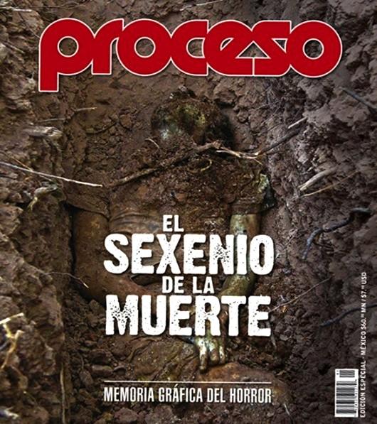 FERNANDO ANTONIO RUANO FAXAS. MÉXICO, REVISTA PROCESO ... Felipe Calderon