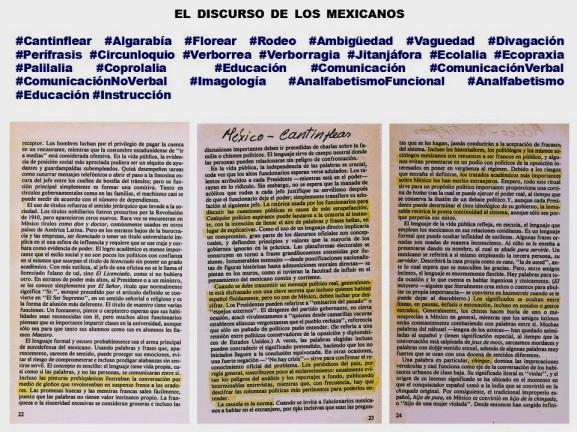 FERNANDO ANTONIO RUANO FAXAS. LINGÜÍSTICA, FILOLOGÍA, PAISOLOGÍA, IMAGOLOGÍA. MÉXICO, EL DISCURSO DE LOS MEXICANOS, ESPAÑOL DE MÉXICO