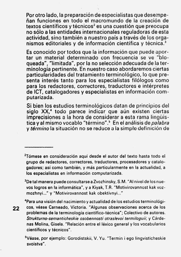 Fernando Antonio Ruano Faxas. ALGUNAS REFLEXIONES EN TORNO AL TÉRMINO CIENTÍFICO Y TÉCNICO. 2. Terminología, Terminografía, Lingüística, Filología, Imagología