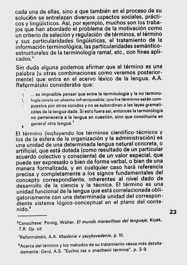 Fernando Antonio Ruano Faxas. ALGUNAS REFLEXIONES EN TORNO AL TÉRMINO CIENTÍFICO Y TÉCNICO. 3. Terminología, Terminografía, Lingüística, Filología, Imagología