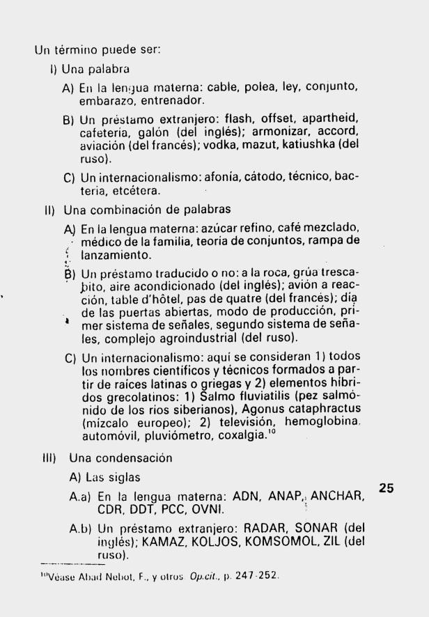 Fernando Antonio Ruano Faxas. ALGUNAS REFLEXIONES EN TORNO AL TÉRMINO CIENTÍFICO Y TÉCNICO. 5. Terminología, Terminografía, Lingüística, Filología, Imagología
