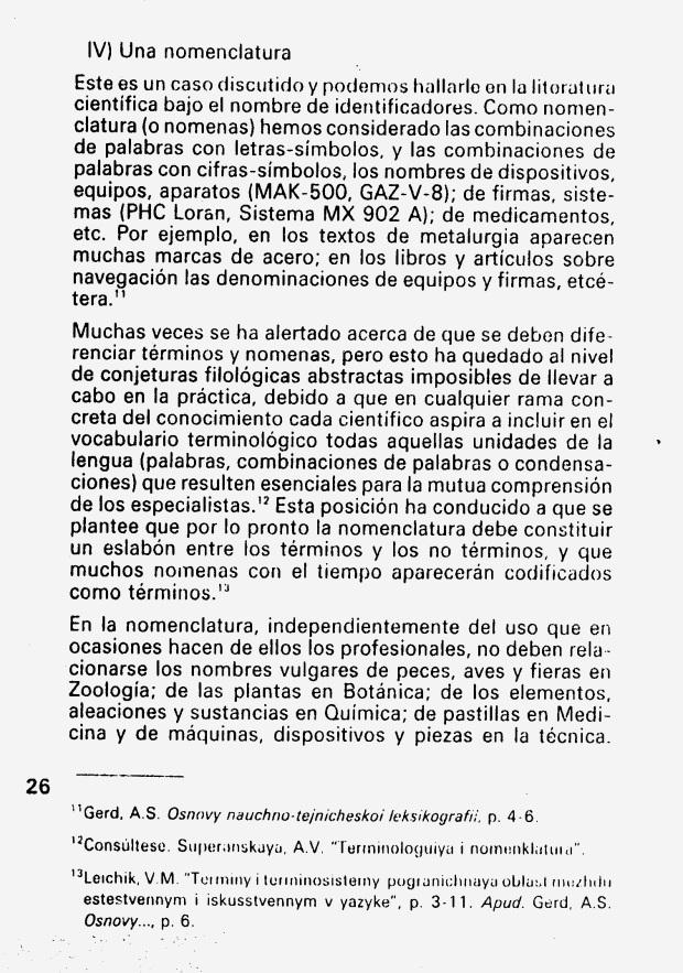 Fernando Antonio Ruano Faxas. ALGUNAS REFLEXIONES EN TORNO AL TÉRMINO CIENTÍFICO Y TÉCNICO. 6. Terminología, Terminografía, Lingüística, Filología, Imagología