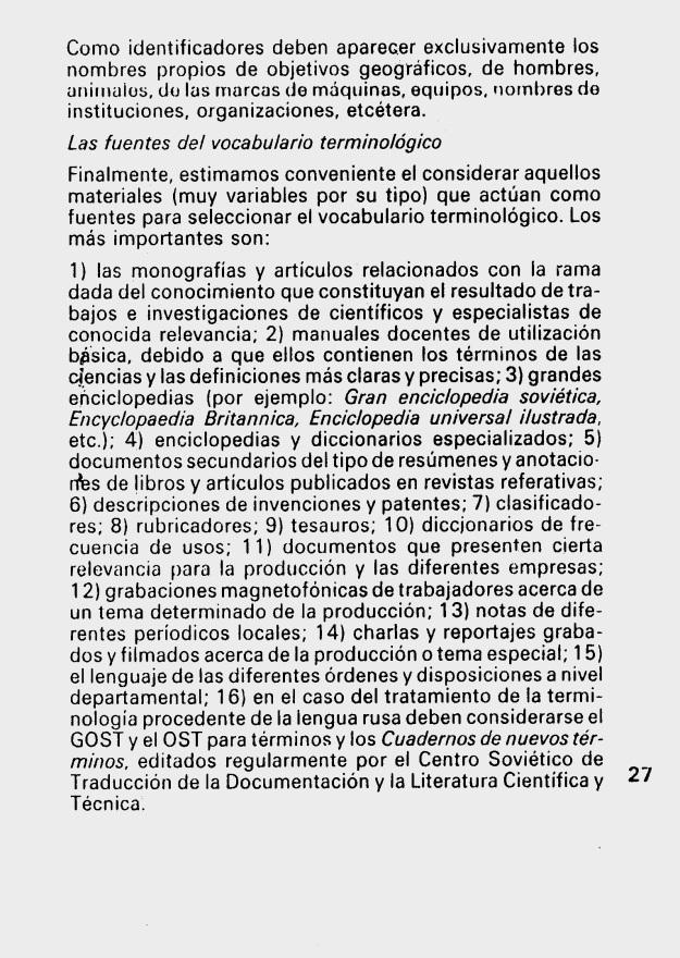 Fernando Antonio Ruano Faxas. ALGUNAS REFLEXIONES EN TORNO AL TÉRMINO CIENTÍFICO Y TÉCNICO. 7. Terminología, Terminografía, Lingüística, Filología, Imagología