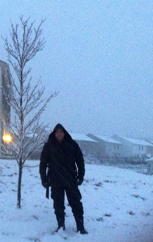 FERNANDO ANTONIO RUANO FAXAS - ФЕРНАНДО АНТОНИО РУАНО ФАКСАС. NIEVE 2013, SNOW 2013, СНЕГ 2013