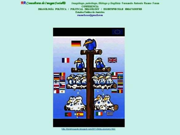FERNANDO ANTONIO RUANO FAXAS. POR QUÉ A PORTUGAL, ITALIA, GRECIA Y ESPAÑA SPAIN LES LLAMAN LOS PIGS O MARRANOS O CERDOS EN EUROPA...
