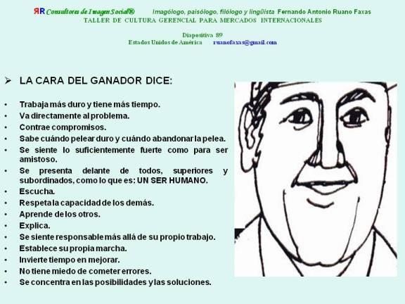 RUANO FAXAS. TALLER DE CULTURA GERENCIAL. 89