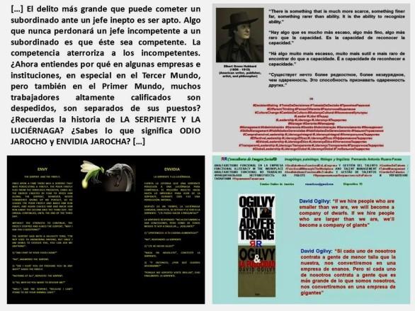 FERNANDO ANTONIO RUANO FAXAS. IMAGOLOGÍA, PAISOLOGÍA, TRABAJO, LIDERAZGO, LEADERSHIP, GERENCIA, ADMINISTRACIÓN, MANAGEMENT, COMPETENCIA, INCOMPETENCIA, APTITUD, INEPTITUD, ODIO, ENVIDIA
