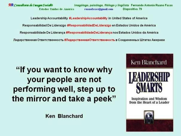 FERNANDO ANTONIO RUANO FAXAS. Leadership Accountability, Responsabilidad De Liderazgo, Responsabilidade De Liderança, Лидерственная Ответственность. Leadership, Liderazgo, Liderança, Лидерство