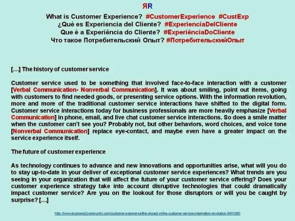 FERNANDO ANTONIO RUANO FAXAS. PAULINA RENDÓN AGUILAR. What is Customer Experience. Qué es Experiencia del Cliente. Que é a Experiência do Cliente. Diapositiva 39