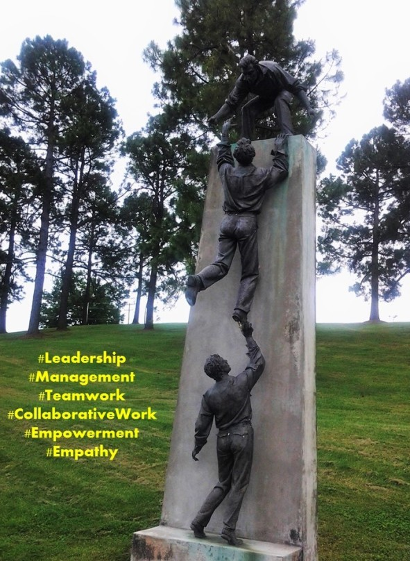 Leadership, Management, Teamwork, CollaborativeWork, Empowerment, Empathy