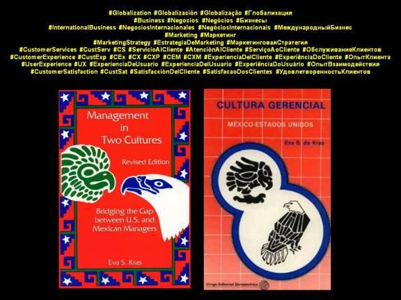 PAULINA RENDÓN AGUILAR. Eva S. Kras, Management in Two Cultures, Cultura gerencial México Estados Unidos