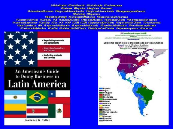 PAULINA RENDÓN AGUILAR. Lawrence Tuller. An American's Guide to Doing Business in Latin America. Negotiating contracts and agreements. Understanding culture and customs. Marketing