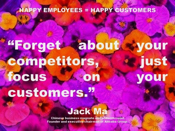 PAULINA RENDON AGUILAR, IBM, KENNAMETAL, JCPENNEY. Jack Ma, Customer, Client, Consumer, User, Internet, Social Media, Social Network, Marketing, Advertising, Customer Experience, Service, Satisfaction, User Experience