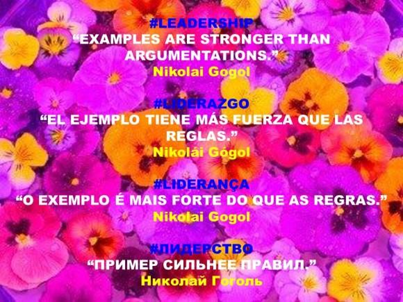 PAULINA RENDON AGUILAR. KENNAMETAL. Examples are stronger than argumentations. El ejemplo tiene más fuerza que las reglas