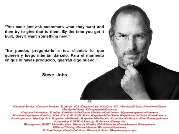 PAULINA RENDON AGUILAR. Steve Jobs. Leadership, LDRSP, Liderazgo, Liderança, Лидерство, Management, Gerencia, Administración...