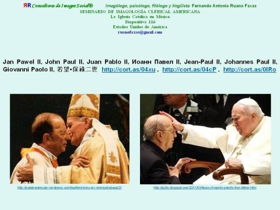RUANO FAXAS. JUAN PABLO II Y MARCIAL MACIEL DEGOLLADO