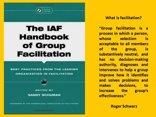 What is facilitation.  Roger Schwarz. Workplace, Management, Leadership, Teamwork, Team Building, Collaborative Work, Cross Functional Team