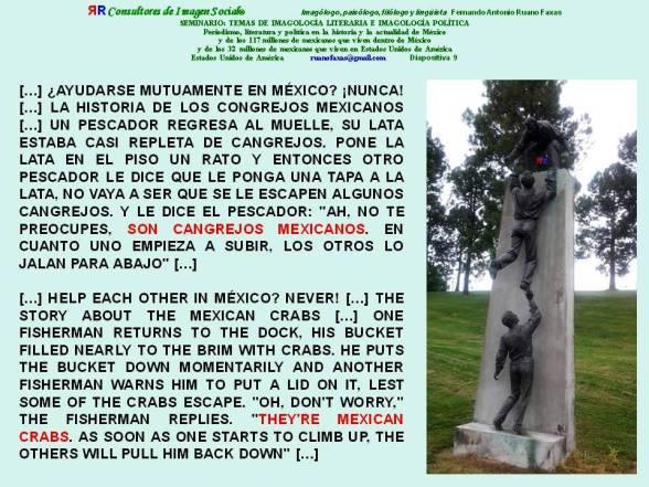 FERNANDO ANTONIO RUANO FAXAS. LA HISTORIA DE LOS CANGREJOS MEXICANOS. THE HISTORY OF MEXICAN CRABS