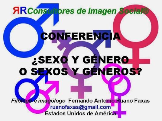 FERNANDO ANTONIO RUANO FAXAS. SEXO, GÉNERO Y SEXUALIDAD. SEXUALIDAD, SEXUALITY, SEXUALIDADE, СЕКСУАЛЬНОСТЬ. IMAGOLOGÍA