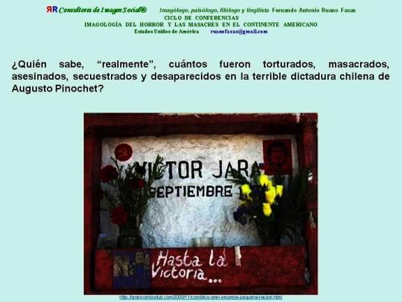 FERNANDO ANTONIO RUANO FAXAS. Víctor Jara Виктор Хара. A Pablo Neruda Пабло Неруда lo asesinaron en Chile Чили. Pinochet, Пиночет, Pinochetismo, Пиночетисмо