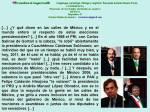 FERNANDO ANTONIO RUANO FAXAS. FRAUDE ELECTORAL EN MÉXICO, SALINAS, CALDERÓN, CÁRDENAS, LÓPEZ OBRADOR. ELECCIONES EN MÉXICO.CORRUPCIÓN