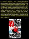 FERNANDO ANTONIO RUANO FAXAS. GUARDERÍA ABC, EN MÉXICO 49 NIÑOS MURIERON ENCERRADOS EN UN INCENDIO. MÉXICO SE HA CONVERTIDO EN UN SOMBRERO DE MAGO, LAS COSAS DESAPARECEN Y NADIE NUNCA SABENADA