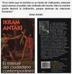 FERNANDO ANTONIO RUANO FAXAS. IMAGOLOGÍA, PAISOLOGÍA. IKRAM ANTAKI, EL MANUAL DEL CIUDADANO CONTEMPORÁNEO. MÉXICO, MEXICANOS, PAÍS DE MENTIRAS YMENTIROSOS