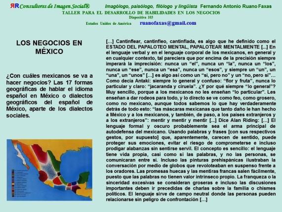 PAISOLOGÍA, IMAGOLOGÍA, IMAGEN PÚBLICA, MÉXICO, ESPAÑOL, CASTELLANO, DIALECTOS, SOCIOLECTOS, TECNOLECTOS, NEGOCIOS, COMUNICACIÓN, CANTINFLEAR