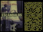 Rafael Loret de Mola. LOS ESCÁNDALOS. Un ensayo donde los culpables de los desórdenes políticos tienen nombre y apellido. MÉXICO, ELECCIONES, POLÍTICA, POLÍTICOS, HOMOSEXUALIDAD, BISEXUALIDAD, SEXUALIDAD,GAY