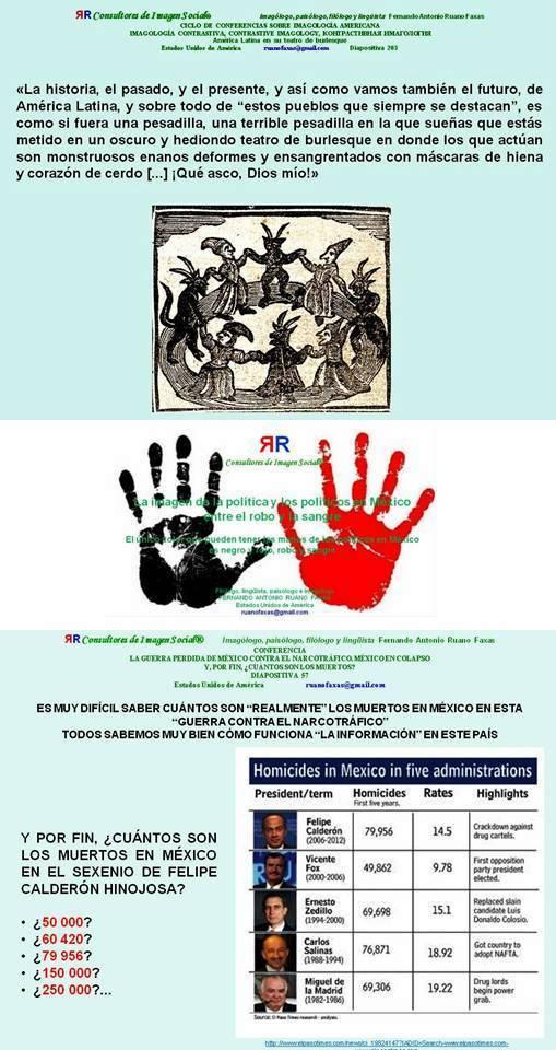 FERNANDO ANTONIO RUANO FAXAS. MÉXICO EN COLAPSO. DEL PRI AL PAN, DEL PAN AL PRI. MÉXICO ENTRE CORRUPTOS, LADRONES, ASESINOS Y VALEMADRISTAS. AHÍ YA NO HAY NADA QUE HACER