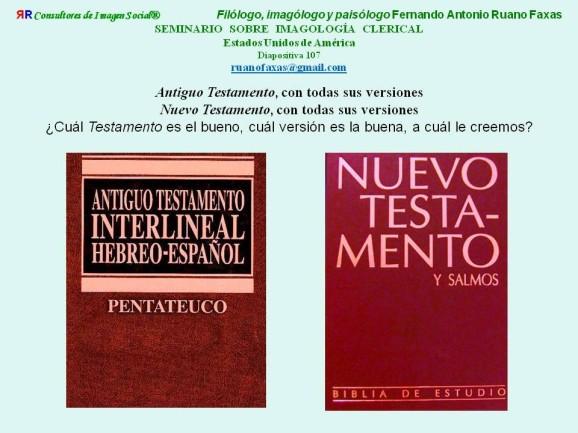 RUANO FAXAS. BIBLIA, RELIGIONES. 3