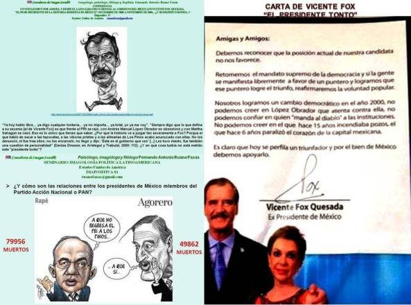carta de vicente fox
