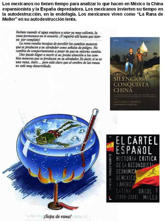 FERNANDO ANTONIO RUANO FAXAS. AUTODESTRUCCIÓN Y ENDOFAGIA EN EL MÉXICO MODERNO. CORRUPCIÓN. CHINA Y ESPAÑA EN EL CONTEXTO MEXICANO