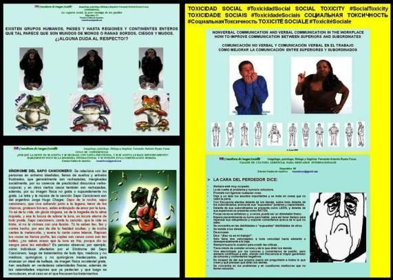 FERNANDO ANTONIO RUANO FAXAS. IMAGOLOGÍA, LIDERAZGO, ANIMALES COMPARADOS CON HUMANOS. IMAGOLOGY, LEADERSHIP, ANIMALS COMPARED TO HUMANS. ИМАГОЛОГИЯ, ЛИДЕРСТВО, ЖИВОТНЫЕ ПО СРАВНЕНИЮ С ЛЮДЬМИ 34