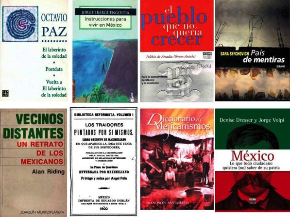 FERNANDO ANTONIO RUANO FAXAS. LIBROS IMPRESCINDIBLES PARA LOS QUE QUIEREN SER ESTRATEGAS, ASESORES, IMAGÓLOGOS, PAISÓLOGOS, INGENIEROS EN IMAGEN, EN EL ÁMBITO DE MÉXICO, MEXICANÓLOGOS, MEXICANISTAS