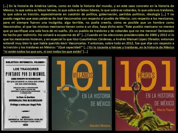 FERNANDO ANTONIO RUANO FAXAS. MEXICO, IMAGOLOGÍA, PAISOLOGÍA. HISTORIA, POLITICA, POLITICOS, PARTIDOS, TRAICION, TRAIDORES, VILLANOS, HÉROES, LOPEZ OBRADOR, CUAUHTÉMOC CÁRDENAS, VASCONCELOS, ELECCIONES