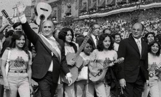 Luis Echeverrería quería matar a José López Portillo