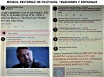 MÉXICO.HISTORIAS DE POLÍTICOS,TRAICIONES Y ESPIONAJE.JORGE CASTAÑEDA GUTMAN,INFORMANTE,ESPÍA,ESPIONAJE,MÉXICO,ESTADOS UNIDOS,CUBA,CASTRO,COMUNISMO,ELECCIONES
