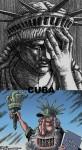 CUBA, CUBANOS, CASTRO, DICTADURA, TIRANÍA, LIBERTAD, ELECCIONES, DERECHOS HUMANOS, OPOSICIÓN, OPOSITORES, DISIDENCIA, DISIDENTES , ESTATUA DE LALIBERTAD