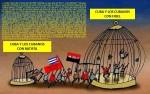 CUBA Y LOS CUBANOS CON FULGENCIO BATISTA. CUBA Y LOS CUBANOS CON FIDEL CASTRO. DICTADURA, DICTADURAS, DICTADOR, DICTADORES, DERECHOS HUMANOS,LIBERTAD