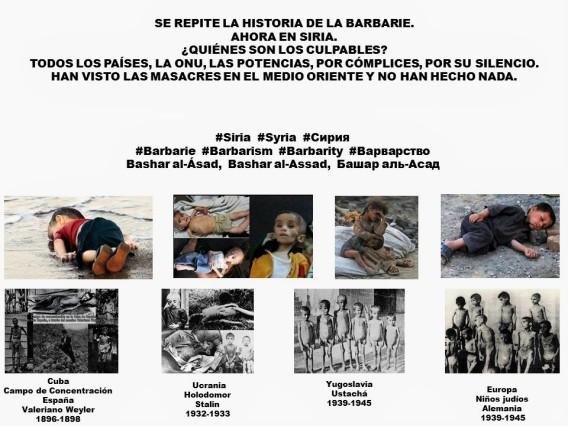 FERNANDO ANTONIO RUANO FAXAS. SIRIA, BASHAR AL-ÁSAD, NIÑOS, HAMBRE, HAMBRUNA. SYRIA, BASHAR AL-ASSAD, CHILDREN, HUNGER, FAMINE