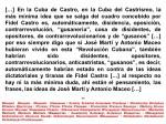 FERNANDO ANTONIO RUANO FAXAS. IMAGOLOGÍA, PAISOLOGÍA, CUBA, CUBANOS, ANTONIO MACEO, JOSÉ MARTÍ, FIDEL CASTRO, OPOSICIÓN, DISIDENCIA, OPOSITORES, DISIDENTES, CENSURA, DERECHOS, DICTADURA,CASTRISMO