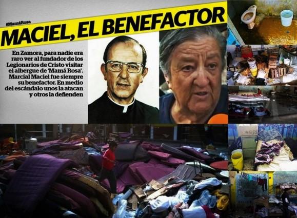 MÉXICO, MICHOACÁN, ALBERGUE LA GRAN FAMILIA, ROSA MARÍA Verduzco, el Mama Rosa, MARCIAL MACIEL, LEGIONARIOS DE CRISTO, legión de Cristo, la pederastia, pedofilia, NIÑOS, MALTRATO INFANTIL