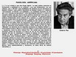FERNANDO ANTONIO RUANO FAXAS. Imagología, paisología, Imagen Pública, Imagen Política. MÉXICO. Octavio Paz, Manuel Gamio, RogerBartra.