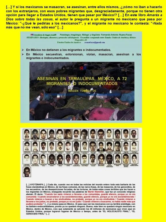 LATINOS, HISPANOS. México, Мексика. Migrantes, Migrants, Мигранты. Inmigrantes, Immigrants, Иммигранты. Migración, Migration, Миграция. Inmigración, Immigration, Иммиграция. AYOTZINAPA