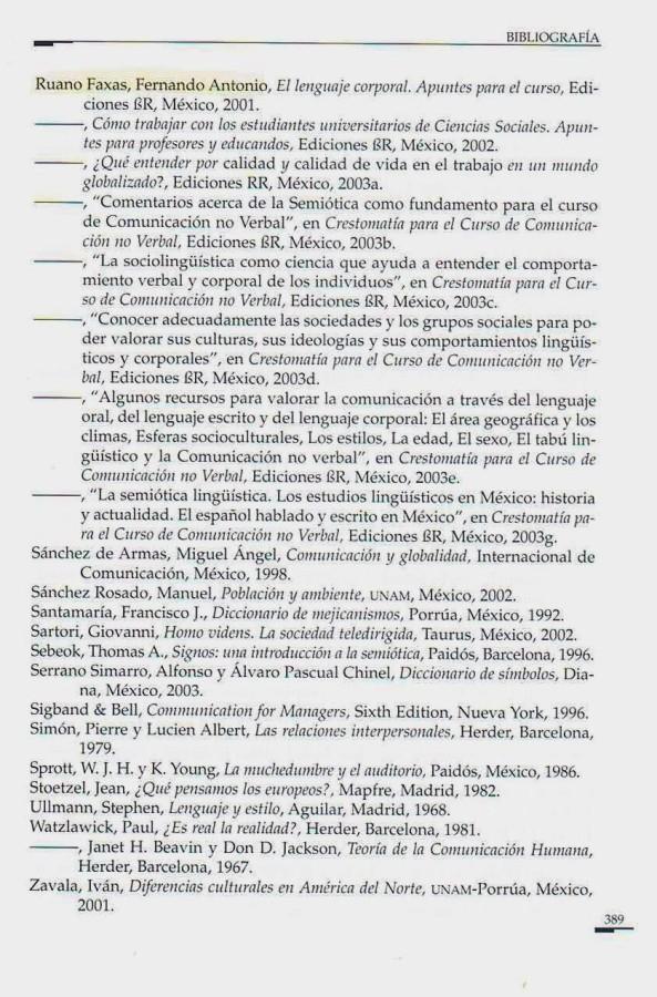 FERNANDO ANTONIO RUANO FAXAS. IMAGOLOGÍA, COMUNICACIÓN NO VERBAL, GRIJALBO, 389. Lingüística, Semiótica, Filología, Paisología, Etología