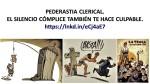FERNANDO ANTONIO RUANO FAXAS. IMAGOLOGÍA. VATICANO, VATICAN, CORRUPCIÓN, PEDOFILIA, PEDERASTIA CLERICAL. EL SILENCIO COMPLICE TAMBIÉN TE HACECULPABLE