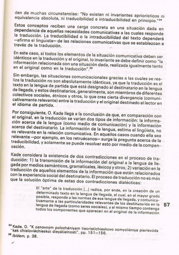 Fernando Antonio Ruano Faxas.TRADUCCIÓN DE LITERATURA CIENTÍFICA Y TÉCNICA.TRANSLATION,TRADUÇÃO,ПЕРЕВОД.Lingüística,Filología,Imagología. 15