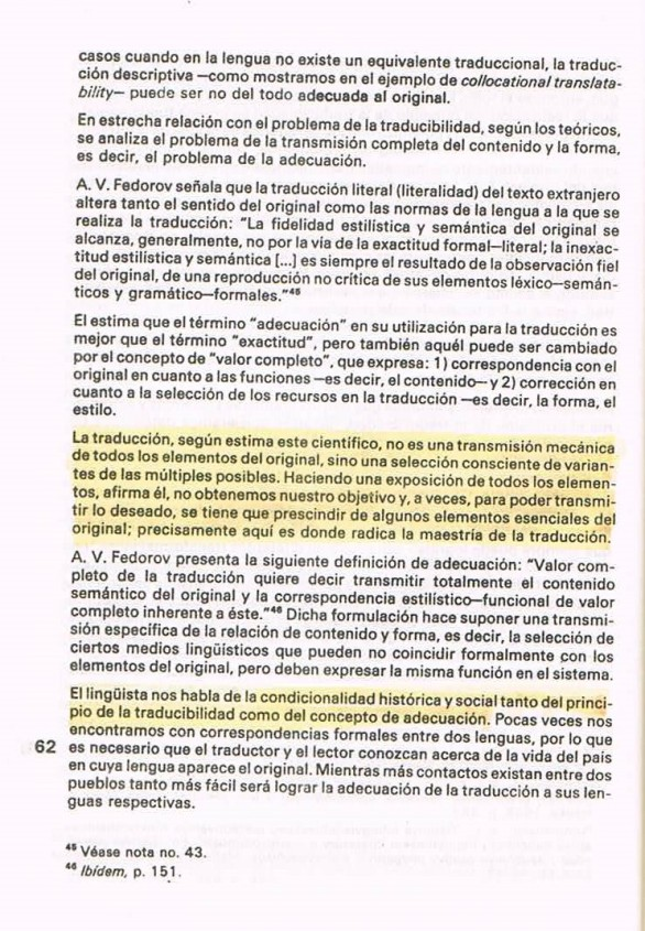Fernando Antonio Ruano Faxas.TRADUCCIÓN DE LITERATURA CIENTÍFICA Y TÉCNICA.TRANSLATION,TRADUÇÃO,ПЕРЕВОД.Lingüística,Filología,Imagología. 20